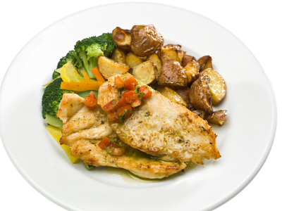 Delicious Fat Burning Foods - Grilled Chicken