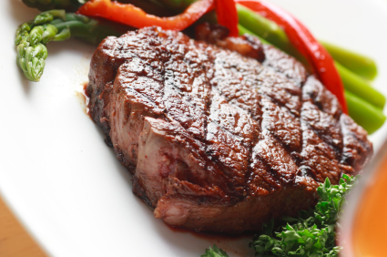 Delicious Fat Burning Foods - Sirloin Steak