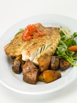 Delicious Fat Burning Meals - Tilapia
