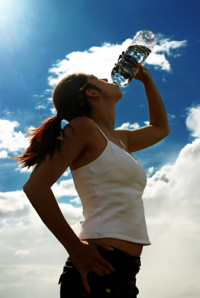 Water Helps Prevent Being Over Weight