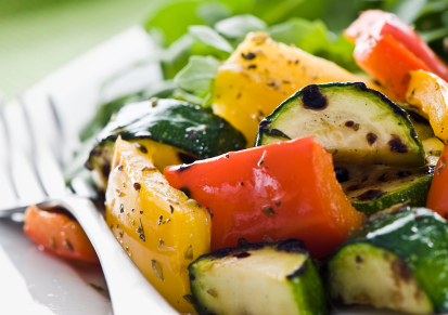 Vegetables Help You Burn Fat