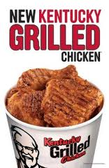 Healthy Food Choices - KFC Chicken