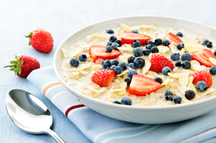 Top 5 Fat Burning Foods - Oatmeal