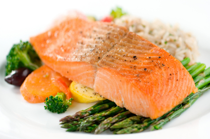 Top 5 Fat Burning Foods to Boost Your Metabolism - Salmon