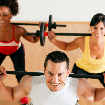 Weight Training Helps You Stay In Shape